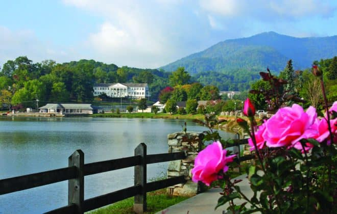 Lake Junaluska North carolina